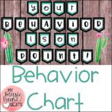 "Music ""On Point"" Behavior Chart"