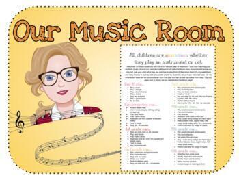 Music Open House Handout