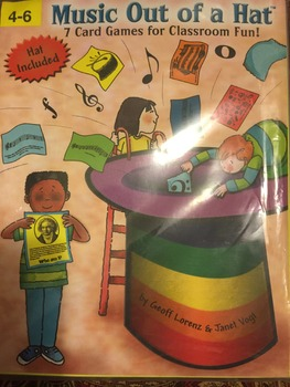 Music Out of a Hat: Grades 4-6 by Lorenz & Vogt