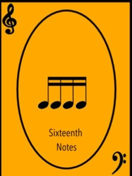 Music Playing Cards - Notes and Symbols Deck 1