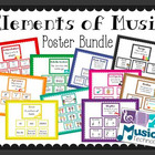 Elements of Music- Posters Bundle