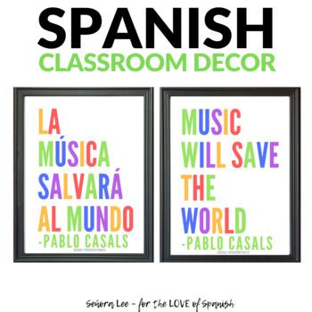 Music Poster - Pablo Casals