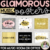 Music Posters for Your Classroom, Conference Room, or Office