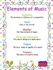 Music Posters for the Classroom