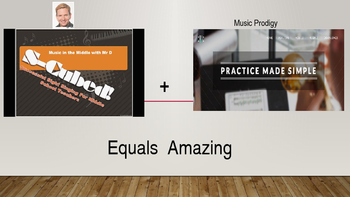 """Music Prodigy """"Add on"""" for S-Cubed Sight Singing Program f"""