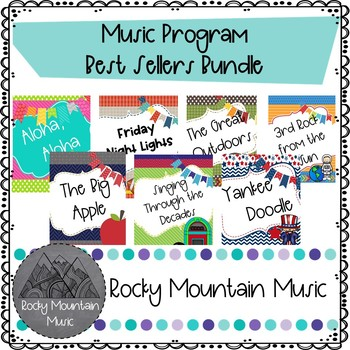 Music Program Mega Bundle