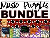 Music Puzzle Bundle