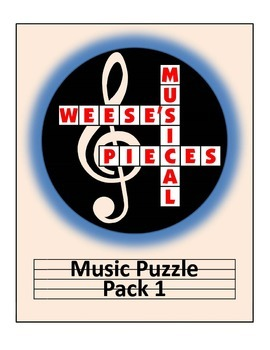 Music Puzzle Pack 1