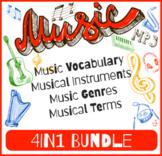 Music Puzzles Bundle (4in1)