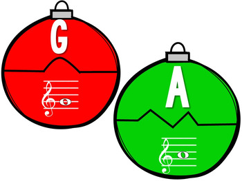 Music Puzzles -Ornaments