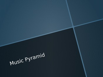 Music Pyramid Game