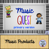 Music Quest primary version