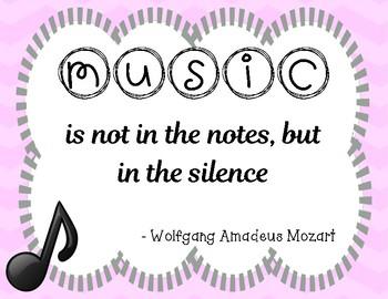 Music Quotes- Design 2