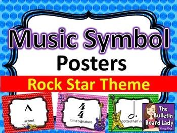Music ROCKS Classroom Decor Bundle
