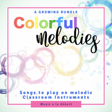 Music Reading: Colorful Melodies, a Growing Bundle for tea