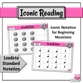 Music Reading: Rhythm Chant to Read & Play, Quarter Note/Rest – In & Out