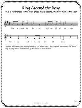 Music Resources (1st Grade)