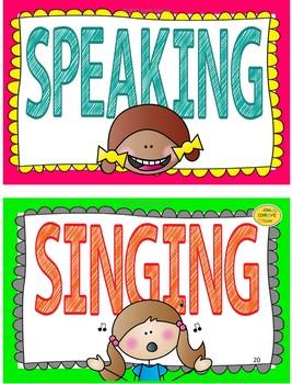 Music Resources (Kindergarten Music Activities and Worksheets-Set #1)