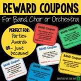 Music Reward Coupons