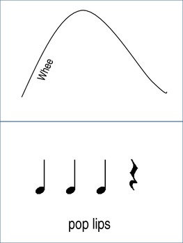 Music Rhythm Cards