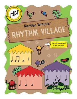 Music Rhythm Game: Rhythm Village