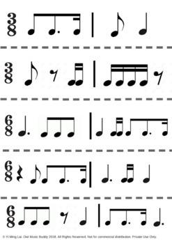 Music Rhythm Tic-Tac-Toe Game