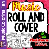Music Roll and Cover - Christmas Edition