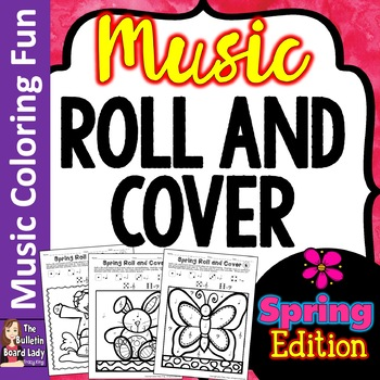 Music Roll and Cover - Spring Edition