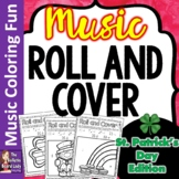 Music Roll and Cover - St. Patrick's Day