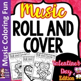 Music Roll and Cover - Valentine's Day