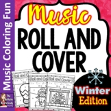 Music Roll and Cover - Winter Edition