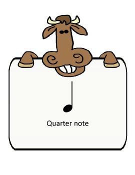 Music Room Barnyard Hoedown packet