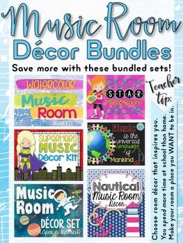 Music Room Decor Catalog