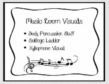 Music Room Interactive Visuals