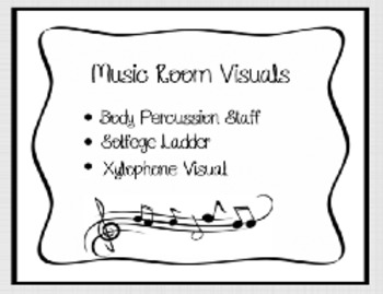 Music Room Interactive Visuals