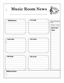 Music Room News
