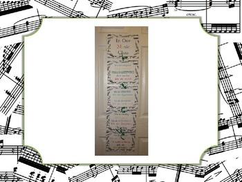 Music Room Pledge