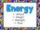 Elements of Dance Orff Music Room Poster Set