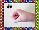 Orff Music Hand Signals Poster Set