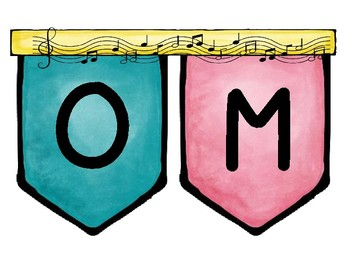 Music Room Welcome Banner