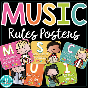 Music Rules ~ Bright Edition
