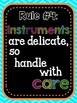 Music Rules Posters