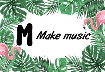 Music Rules - Tropical