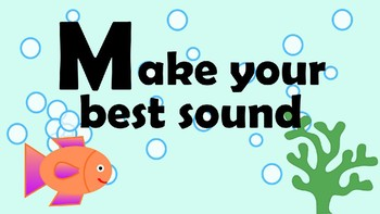 Music Rules - Underwater Theme Posters