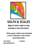 Music Scales & Solfa