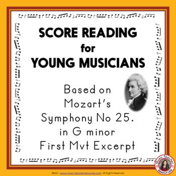 Music Activity: Music Score Reading