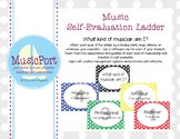 Music Self-Evaluation Ladder