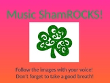 Music ShamROCKS:St. Patrick's Day animated Vocal Exploration
