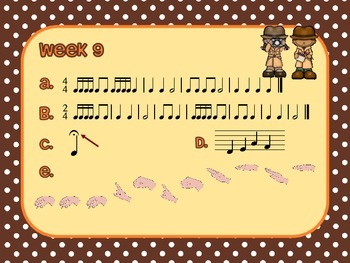 Music Sleuth Training Set 2