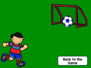 Music Soccer: A Same/Different Rhythm Game